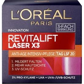 L`Oreal Paris Paris Laser X3 Anti-Age Intensivpflege