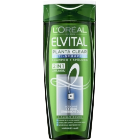 Elvital Shampoo Planta Clear 2in1