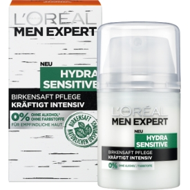 L`Oreal Paris For Men Sensitiv Feuchtigkeitspflege Sensible Haut