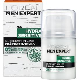 L`Oreal For Men Sensitiv Feuchtigkeitspflege Sensible Haut