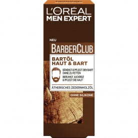 L`Oreal Men Expert Barber Club Bartöl Haut & Bart