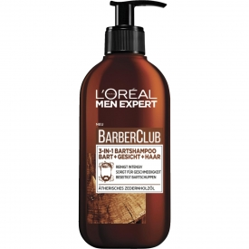 L`Oreal Paris Men Expert Barber Club 3-in-1 Bartshampoo