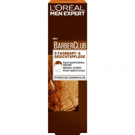 L`Oreal Paris Men Expert Barber Club 3-Tagebart- & Gesichtspflege