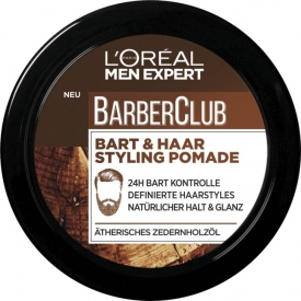 L`Oreal Paris Barber Club Bart&Haar Styling Pomade
