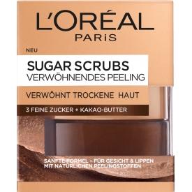 L`Oreal Paris Peeling Sugarscrubs verwöhnend