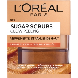 L`Oreal Paris Peeling Sugarscrubs Glow