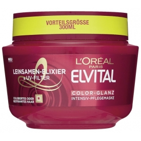 L`Oreal Paris Elvital Elvital Color Glanz Intensiv-Pflegemaske