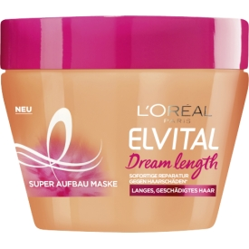 L`Oreal Paris Elvital Dream Length Super Aufbau Maske