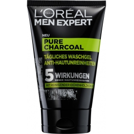 L`Oreal Paris Men Expert Men Expert Pure Charcoal Waschgel 100 ml
