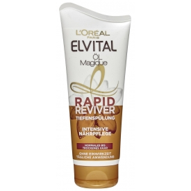 L`Oreal Paris Elvital Haarkur Rapid Reviver Öl Magique
