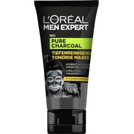 L'ORÉAL Men Expert Maske Pure Charcoal Tonerde