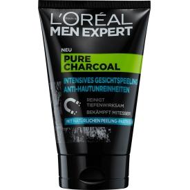 L'ORÉAL Men Expert Gesichtspeeling Pure Charcoal