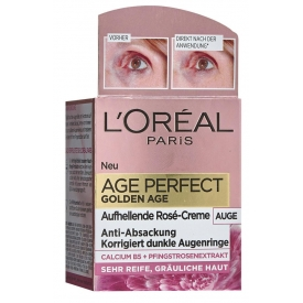 L`Oreal Paris Augencreme Age Perfect Golden Age