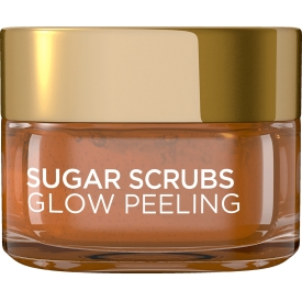 L`Oreal Paris Sugarscrubs Mini Glow Peeling Traube