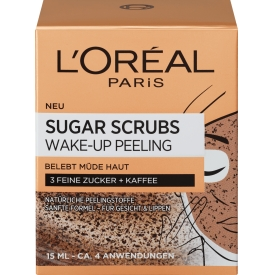 L`Oreal Paris Peeling Sugarscrubs Wake-Up