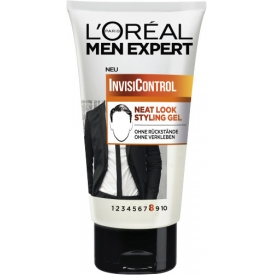 L'ORÉAL Men Expert Styling Gel InvisiControl Neat Look
