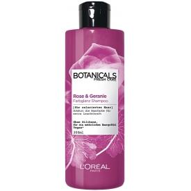 L'Oreal Paris Botanicals Fresh Care Farbglanz Shampoo Rose & Geranie