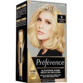 L'Oréal Paris Préférence Haarfarbe 9 Hollywood