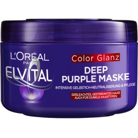 Elvital Haarkur Color Glanz Purple