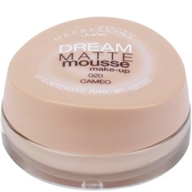 Maybelline New York Dream Matte Mousse Make-up cameo 020