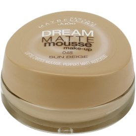 Maybelline New York Dream Matte Mousse Make-up sun beige 48