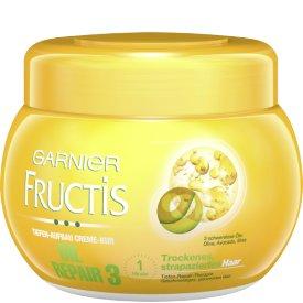 Garnier Haarkur Fructis Oil Repair Gräftigende Maske für trockenes strapaziertes Haar