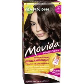 Garnier Haartönung Movida Intensiv Schokobraun 32 ohne Ammoniak