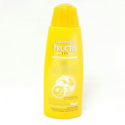 Fructis Shampoo Oil Repair