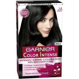 Garnier Color Intense Coloration Schwarz 1.0
