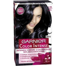Garnier Color Intense Coloration Blauschwarz 2.10