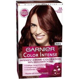 Garnier Color Intense Coloration Flammendes Braunrot 2.6