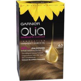 Garnier Dauerhafte Haarfarbe OliaKaramelbraun 6.3