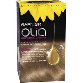 Garnier Dauerhafte Farbe Olia 7.0 Mittelblond