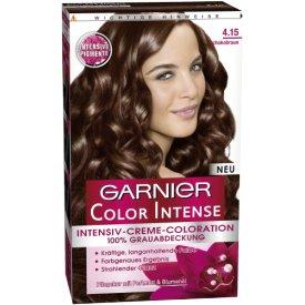 Garnier Color Intense Coloration Schokobraun 4.15