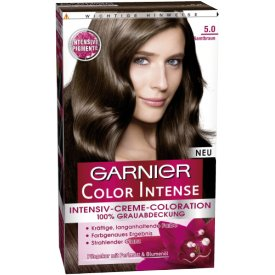 Garnier Color Intense Coloration Samtbraun 5.0