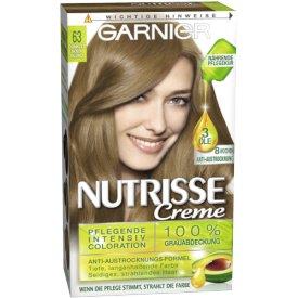 Garnier Nutrisse Coloration Dunkles Goldblond 63