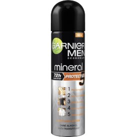 Garnier Men  Deo Spray Mineral Protection 5