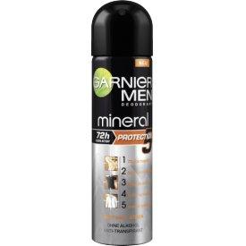 Garnier Men  Deo Spray Mineral Protection 5