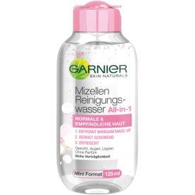 Garnier Mizellen Reinigungswasser normale Haut & empfindliche Haut