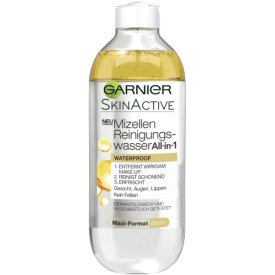 Garnier Mizellen Reinigungwasser All in 1 Waterproof