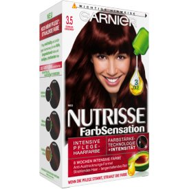 Garnier Nutrisse Coloration 3.5 Dunkles Kirschrot