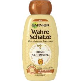 Garnier Shampoo Wahre Schätze Der stärkende Reparierer Honig Geheimnisse