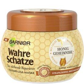 Garnier Haarmaske Wahre Schätze Tiefenpflege