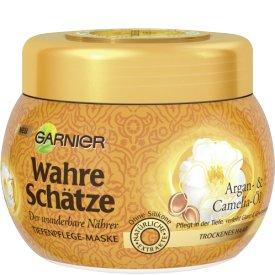 Garnier Wahre Schätze Haarkur Argan- & Camelia-Öl