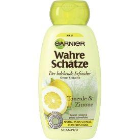 Garnier Shampoo Wahre Schätze Tonerde Zitrone