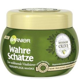 Garnier Wahre Schätze Haarkur Mythische Olive