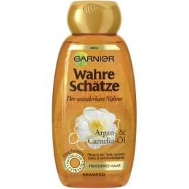 Garnier Shampoo Wahre Schätze Der wunderbare Nährer Argan- &  Camelia Öl