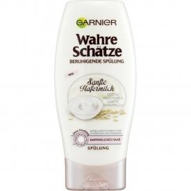 Garnier Wahre Schätze Spülung Sanfte Hafermilch
