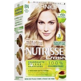 Garnier Nutrisse Coloration Nude Natürliches blond 8N