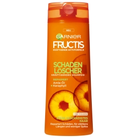 Garnier Fructis Shampoo Schadenlöscher